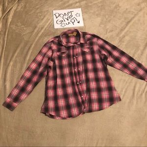 Wranglers flannel